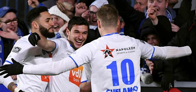 Foto: Extra troef voor AA Gent: