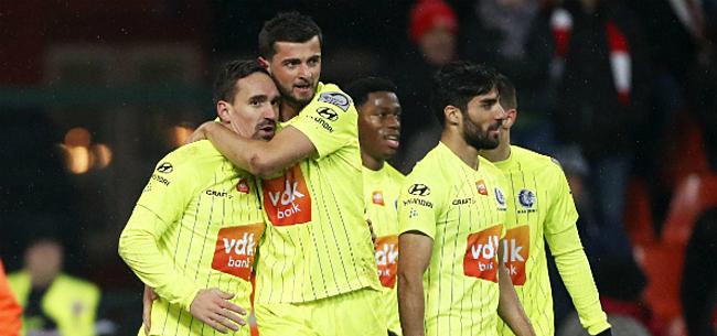 Foto: 'AA Gent laat drie spelers vertrekken in januari'