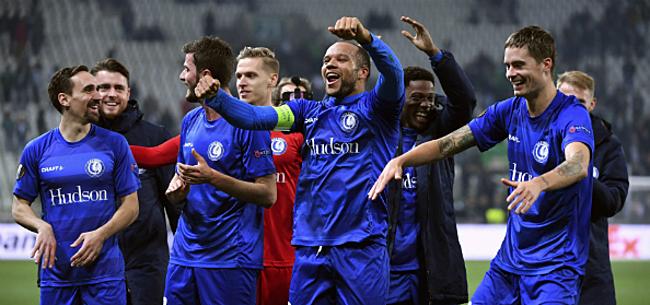 Foto: 'Gent plukt potentiële goaltjesdief weg bij Standard'
