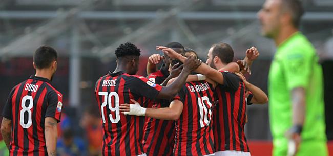 Foto: AC Milan is helemaal terug: