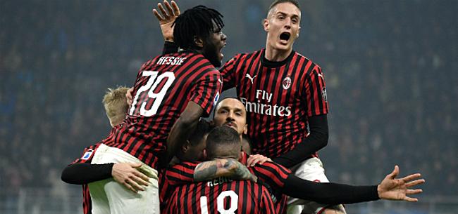 Foto: 'AC Milan gaat voor straffe transfer bij Man City'