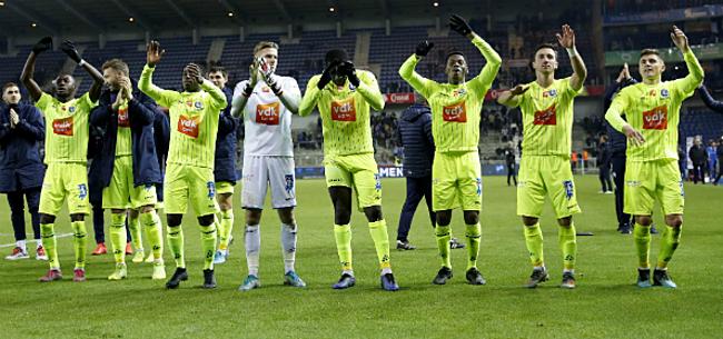 Foto: AA Gent ziet jonge middenvelder stapje terug zetten