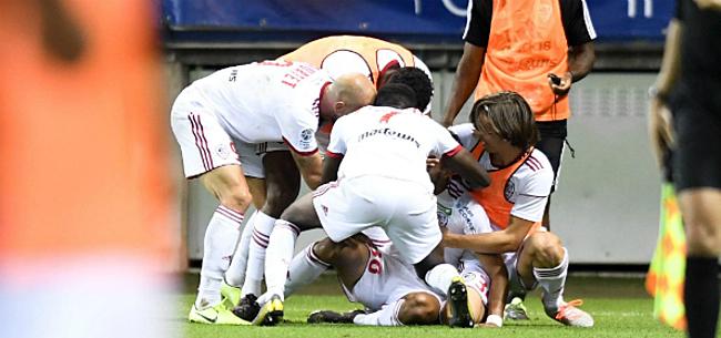 Foto: Belgische goaltjesdief waagt zijn kans bij Ajaccio