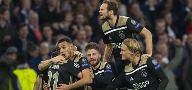 Foto: Ajax heeft revanche voor historische nederlaag tegen Feyenoord beet