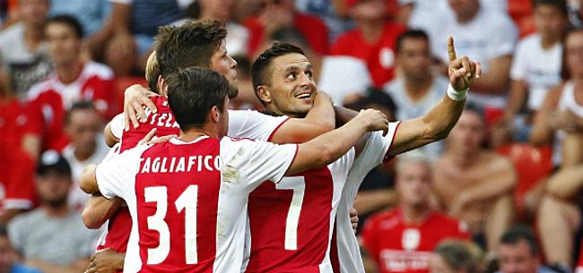 Foto: Overmars legt uit waarom Ajax PSV-topper wil hebben
