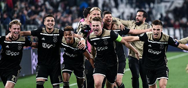 Foto: Straf Ajax verdiende al 90 miljoen euro