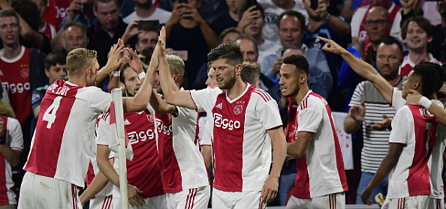 Foto: 'Manchester United scout zes spelers van Ajax'