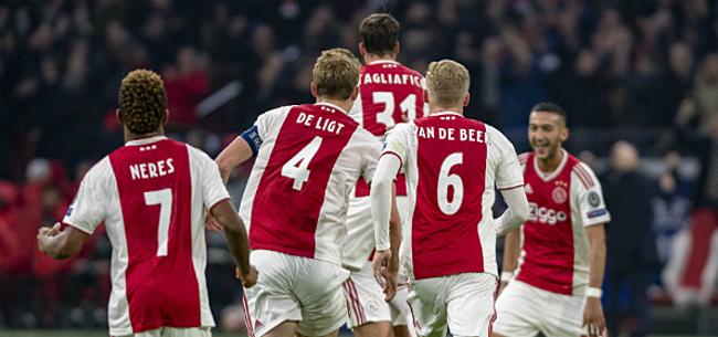 Foto: 'Ajax realiseert mogelijk straffe ingaande transfer'