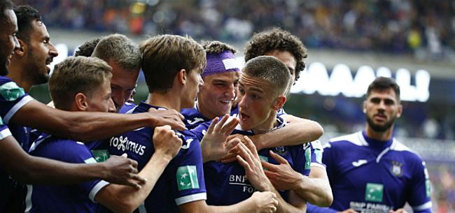 Foto: Hoop voor Anderlecht: