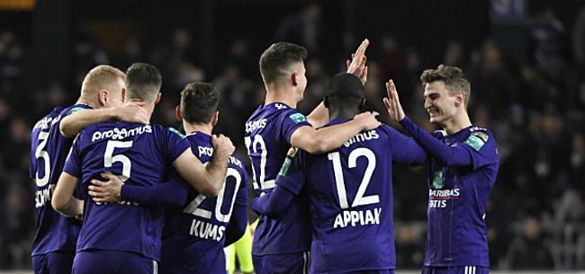 Foto: 'Aanvaller keert dan toch terug naar Anderlecht'