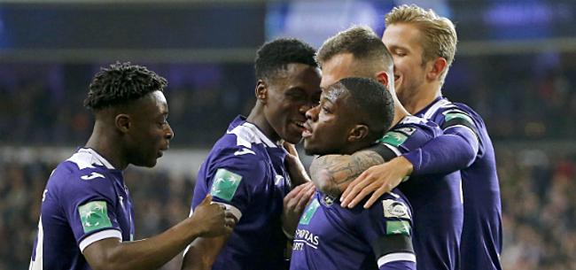 Foto: 'Anderlecht krijgt gewenste transfer allerminst cadeau'