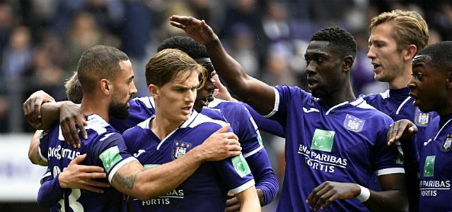 Foto: 'Anderlecht nog maar eens gelinkt aan transfer oude bekende'