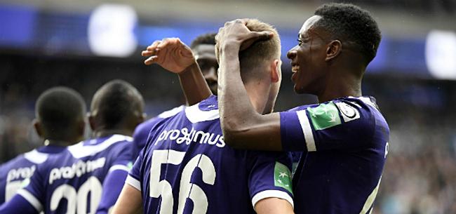 Foto: 'Anderlecht heeft verlanglijstje af, 2 à 3 winteraanwinsten verwacht'