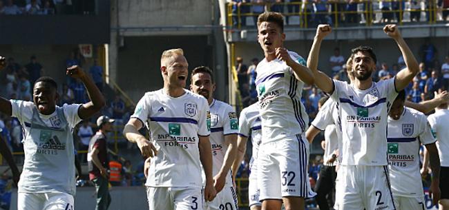 Foto: 'Aanvaller weigert Sevilla en tekent bij Anderlecht'