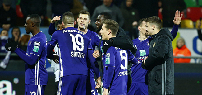Foto: 'Ook derde Anderlecht-talent dat bij de A-kern komt gekend'