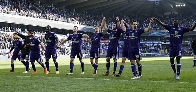 Foto: Sleutelspeler sneller dan verwacht terug bij Anderlecht?
