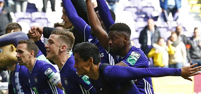Foto: 'Kompany overtuigt niet iedereen: aanvaller wil weg bij Anderlecht'