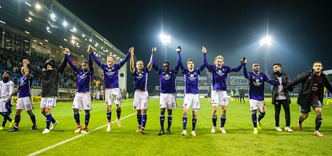 Foto: Anderlecht bevestigt akkoord en is (tijdelijk) van transferflop verlost