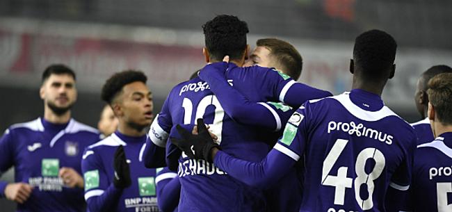 Foto: Bookmaker schat kansen in op must-win Anderlecht!