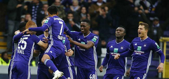 Foto: 'Anderlecht trekt zich terug uit interessante transferstrijd'