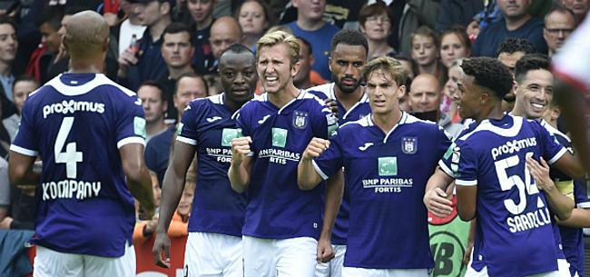 Foto: 'Anderlecht kan speler slijten in Duitsland'
