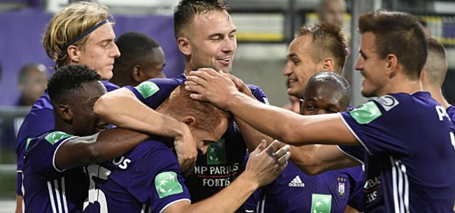 Foto: OFFICIEEL: Anderlecht zet samenwerking na meer dan 30 jaar stop
