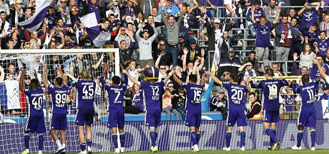 Foto: 'Anderlecht wil in januari uitpakken met smaakmaker Jupiler Pro League'