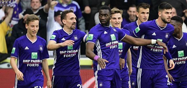 Foto: Anderlecht-speler oogst complimenten in Brugge en Genk
