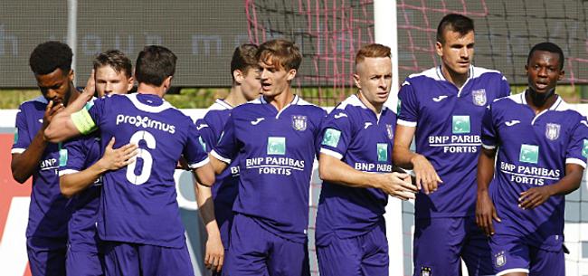 Foto: Anderlecht blijft verkopen en kondigt volgende vertrekker aan