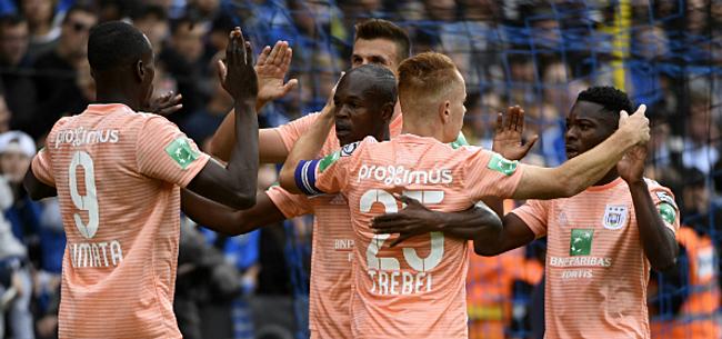 Foto: OFFICIEEL: Anderlecht ziet nog een doelman vertrekken
