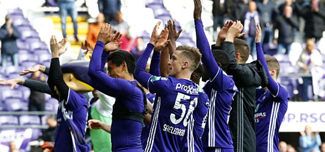 Foto: 'Anderlecht heeft gewenste transfer ei zo na beet'