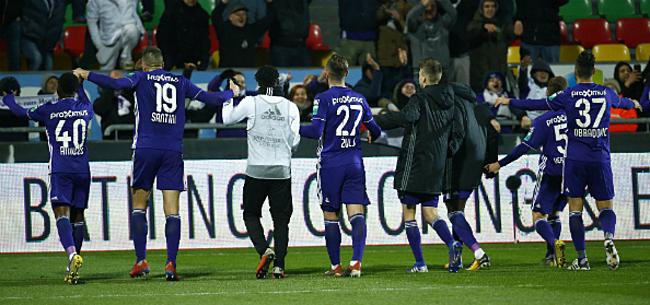 Foto: L'Equipe geeft Anderlecht hoop:
