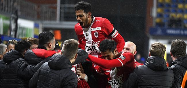 Foto: Schot in de roos bij Antwerp: