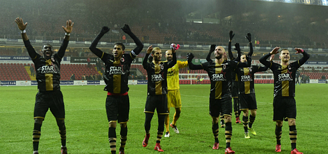 Foto: International voor Antwerp?