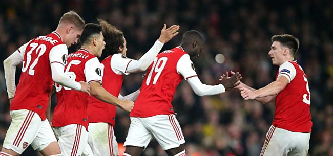 Foto: 'Arsenal brengt toptransfer Berge in de problemen'