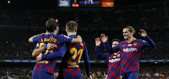 Foto: 'Barcelona krijgt goed nieuws in strijd om middenvelder'
