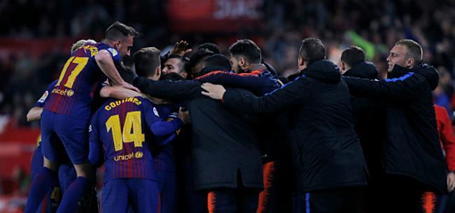 Foto: 'FC Barcelona maakt van ex-JPL goudhaantje zijn topprioriteit'
