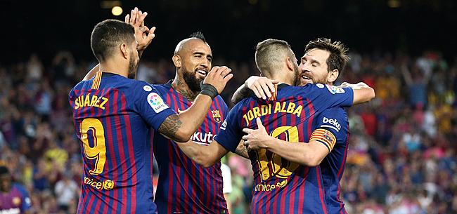 Foto: 'FC Barcelona mengt zich in transferstrijd voor dubbeldeal van 130 miljoen euro'