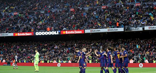 Foto: 'Barça heeft plannetje voor peperdure vervanger Iniesta'