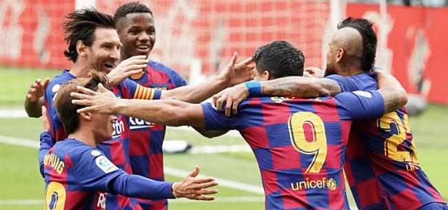 Foto: 'Barça meldt zich in Londen voor transfer-dubbelslag'
