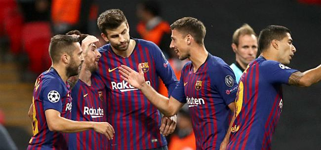 Foto: 'Barcelona-ster uit ongenoegen bij clubleiding'