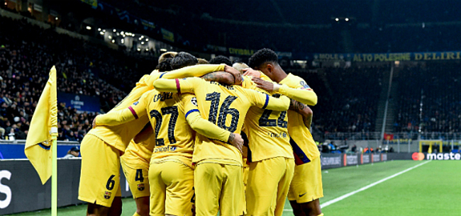 Foto: 'Barça bereidt zich voor op waanzinnige ruildeal'
