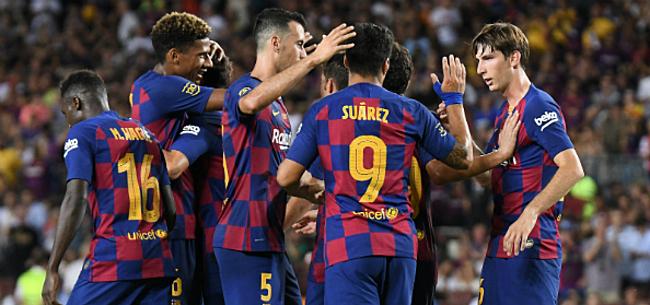 Foto: 'Barça brengt eerste miljoenenbod uit op nieuwe tienersensatie'