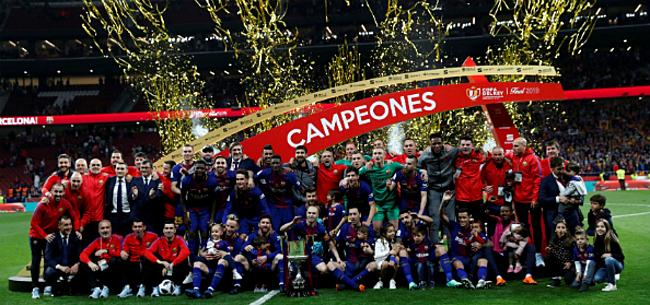 Foto: 'FC Barcelona wil PSG pijn doen met transfer sterkhouder'