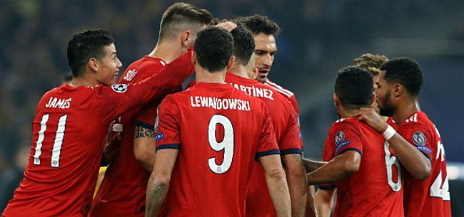 Foto: 'Bayern wil na Robben en Ribery nog een ervaren pion van de hand doen'