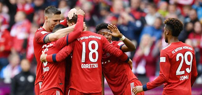 Foto: 'Bayern overtuigt topaanwinst met iconisch rugnummer'