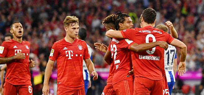 Foto: 'Bayern wil wisselvalligheid counteren met transfer van 90 miljoen'