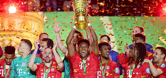 Foto: 'Bayern wil hard toeslaan en meldt zich op Camp Nou'