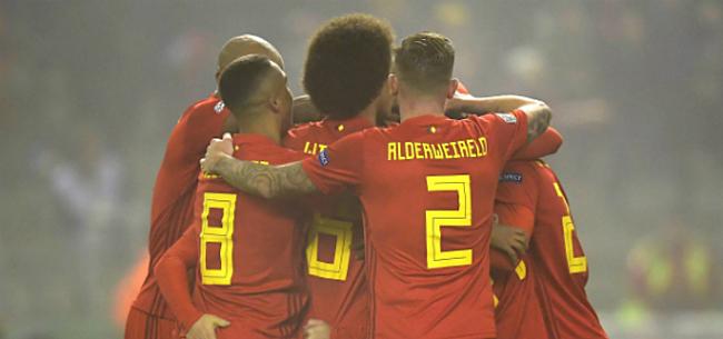 Foto: Wint België van Kazachstan? Pak nu 10x je inzet!