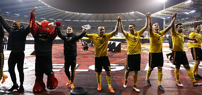 Foto: België wereldkampioen! Unibet legt 1 miljoen euro klaar en jij deelt mee